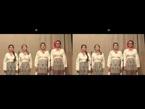 'I Love You, Russia!', the patriotic song contest (3D VR)