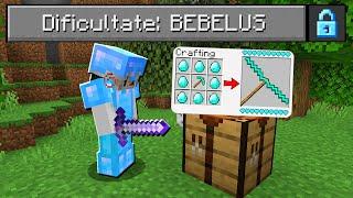 Bat Minecraft Pe Dificultatea Bebelus!