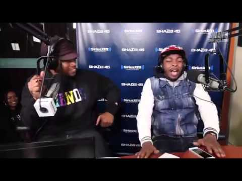 King Los Destroyed the 5 Fingers of Death on Sway in the Morning