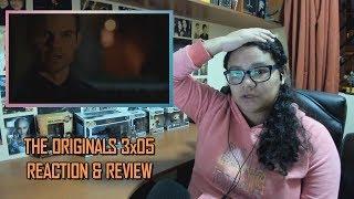 "The Originals 3x05 REACTION & REVIEW ""The Axeman's Letter"" S03E05 | JuliDG"