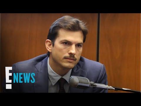 Ashton Kutcher Testifies Against Suspected Serial Killer | E! News