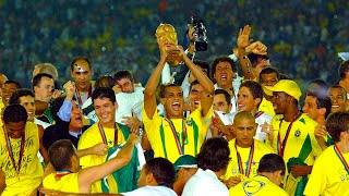 Brazil ● Road to World Cup Victory - 2002