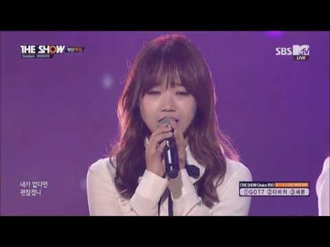 HOLD UP (Wait a minute) I.O.I (with. B1A4 Jin Young) 아이오아이 잠깐만