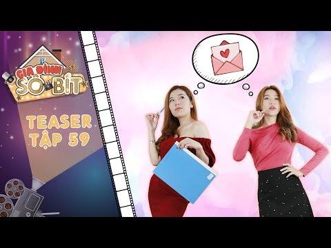 Gia đình sô - bít|Teaser tập 59: Thiên Thanh, Ly Ly khiến đồng nghiệp ghen tỵ vì thư tình lãng mạn?