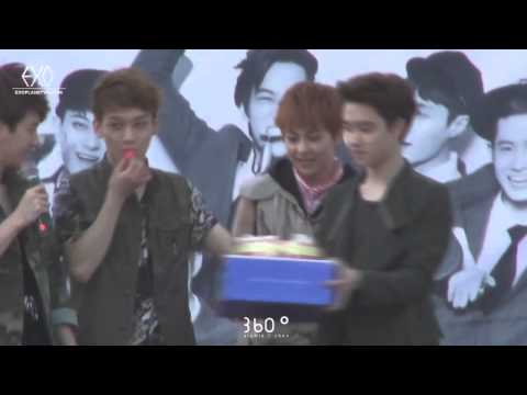 [2013] EXO Funny moment Part 1 [ EXOplanetVN.com]
