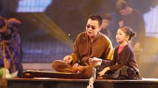 Vietnam's Got Talent 2016 - BÁN KẾT 2: Hát Xẩm - Võ Hương Giang