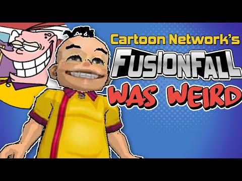 Cartoon Network's FusionFall Was Weird | Billiam