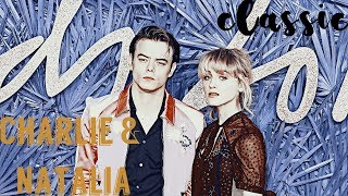 Charlie Heaton + Natalia Dyer || Baby you're so classic