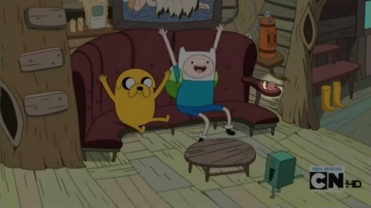 Adventure Time Season 1 Snails Youtube