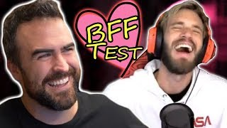 WE TAKE BEST FRIENDS TEST (Fan Service 100% Lit)