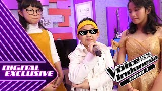 Ini Rasanya Jadi Orang Paling Keren!   VICTORY STORY #5   The Voice Kids Indonesia S3 GTV 2018