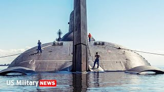 These 5 Submarines could Destroy the World in 30 Minutes