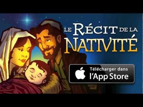 Récit de la Nativité - App iPad pour les enfants