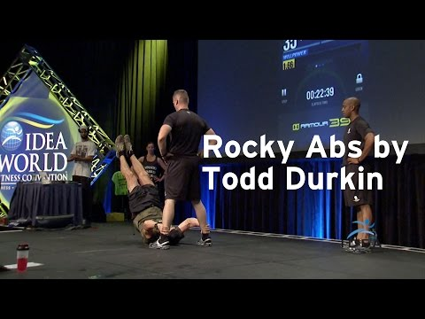 Todd Durkin's Boot Camp - Rocky Abs