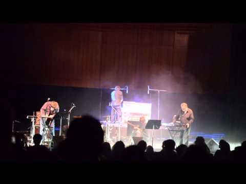 F.S.K. live im Haus der Kulturen der Welt Berlin 3.10.2015