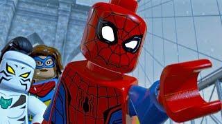 LEGO MARVEL SUPER HEROES 2 - Pelicula completa en Español 2017 - PC [1080p 60fps]