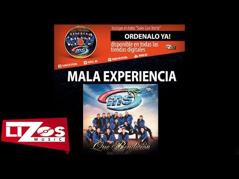 BANDA MS - MALA EXPERIENCIA (LETRA)