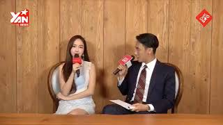 Rocker Nguyen annoying Jessica Jung for one minute straight
