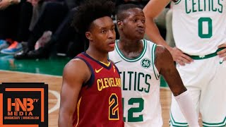 Cleveland Cavaliers vs Boston Celtics 1st Qtr Highlights | 02.10.2018, NBA Preseason