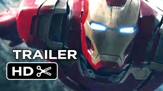 AVENGERS 2: AGE OF ULTRON – Extended Trailer (2015)
