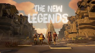The New Legends preview image