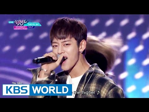 B.A.P - That's My Jam [Music Bank / 2016.09.30]