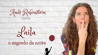 MIX PALESTRAS l Laila: Narração de Histórias para adultos l Andi Rubinstein