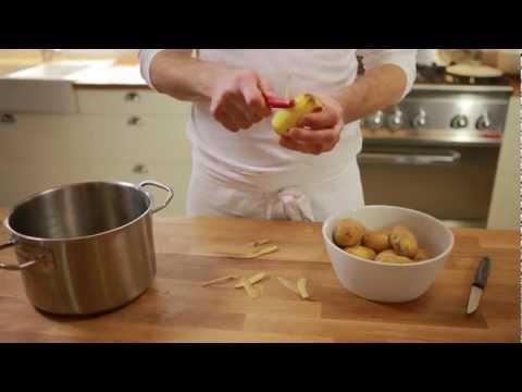 Aardappelen schillen - Allerhande