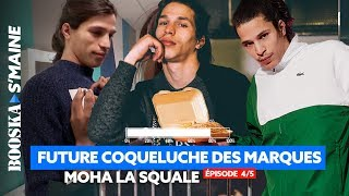 Moha La Squale : Future coqueluche des marques, Lacoste, sa campagne Nike... [Booska S'maine 4/5]