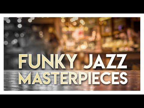 New York Jazz Lounge - Funky Jazz Masterpieces