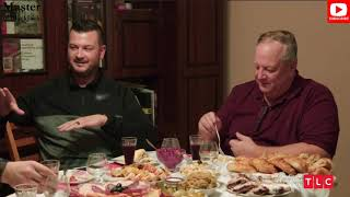 Andrei's Family Prepares An Amazing Feast