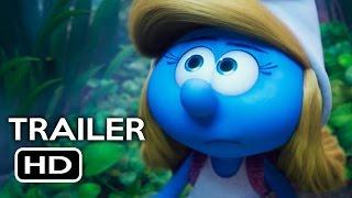 Smurfs The Lost Village 2017 Movie Trailer Video HD