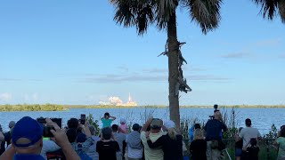 SpaceX Falcon Heavy Launch • ARABSAT 6A • 4/11/2019 • Kennedy Space Center Apollo/Saturn V Center
