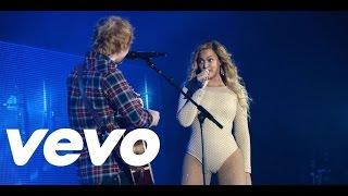 Beyoncé & Ed Sheran - Drunk in Love (Global Citizen)
