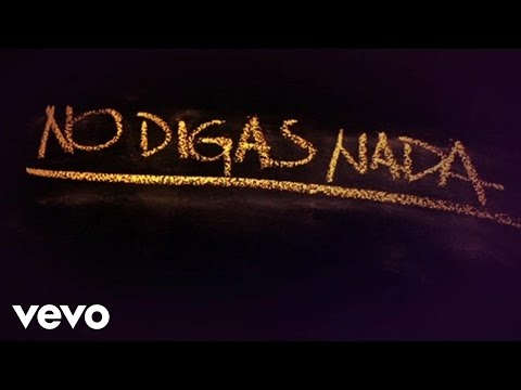 Cali Y El Dandee - No Digas Nada (Déjà vu) (Lyric Video)
