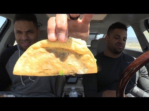 New Burger King Tacos Vs Jack In the Box Tacos!