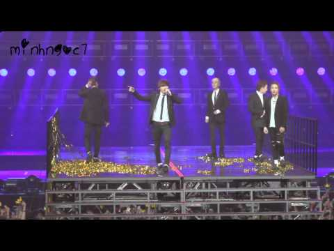[Fancam]151017 BIGBANG MADE TOUR IN SYDNEY - MENT