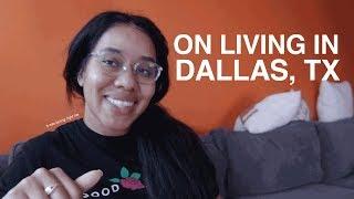 On Living in Dallas : It's Boring