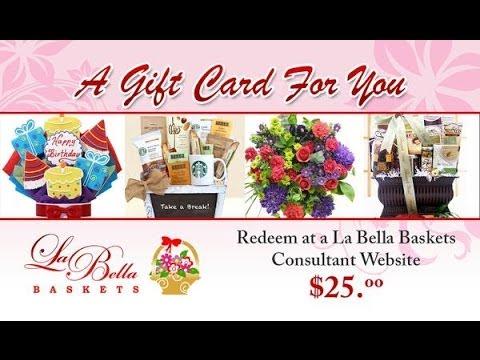 Kim's La Bella Baskets ~ La Bella Baskets eCards Now Available!