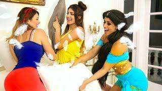 Disney Princess Slumber Party