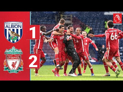 Highlights: West Brom 1-2 Liverpool   ALISSON heads the winner in injury time!