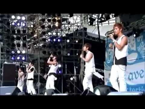 TVXQ Vocal skills Part 1/4
