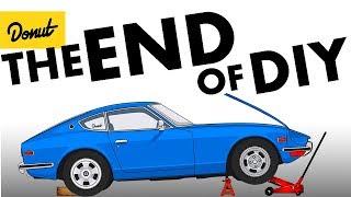 Are New Cars Too Hard to Repair? | WheelHouse