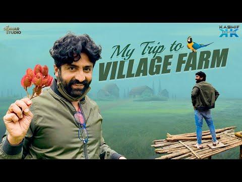 Sekhar master shares village tour moments