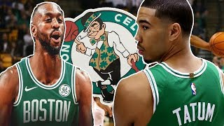 KEMBA WALKER BOSTON CELTICS REBUILD IN NBA 2K19