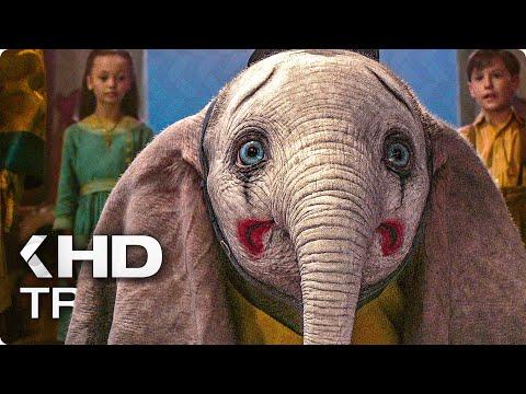 DUMBO Trailer 2 German Deutsch (2019)