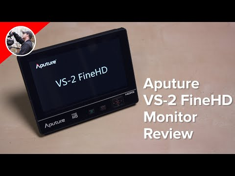An Affordable Full HD Monitor!  Aputure VS-2 FineHD Review