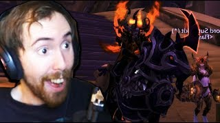 Asmongold AMAZED by First TRANSMOUNT Competition of 2019