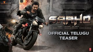 Saaho Official Teaser