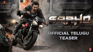 Saaho Official Teaser